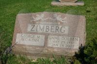Zimberg Grave